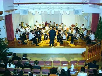 Blasorchester der Musikschule Bisamberg/Leobendorf