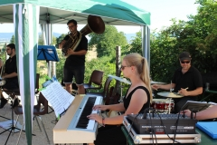 Big Band Sound im Weingarten